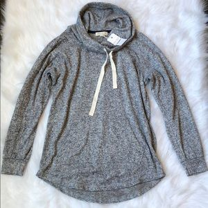 NWT funnel neck pullover sweater